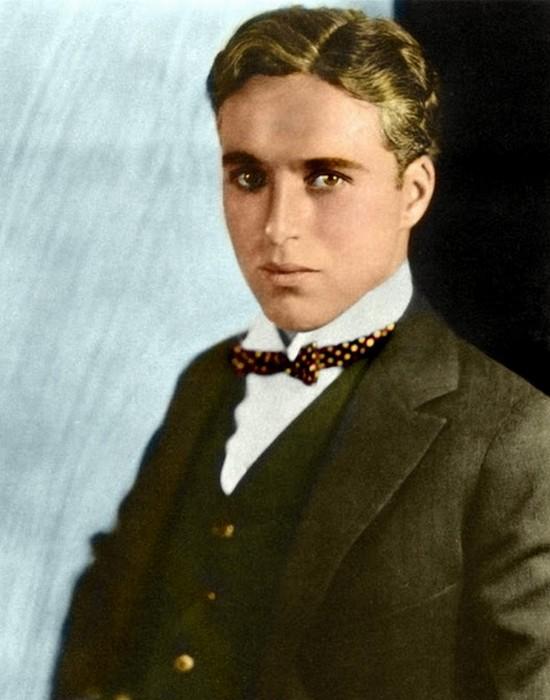 Чарли Чаплин фото