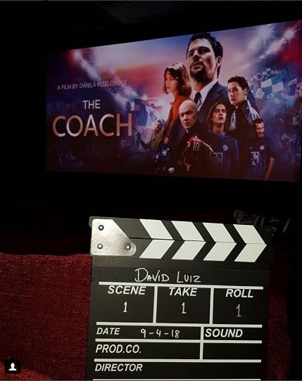 «Тренер» (2018)