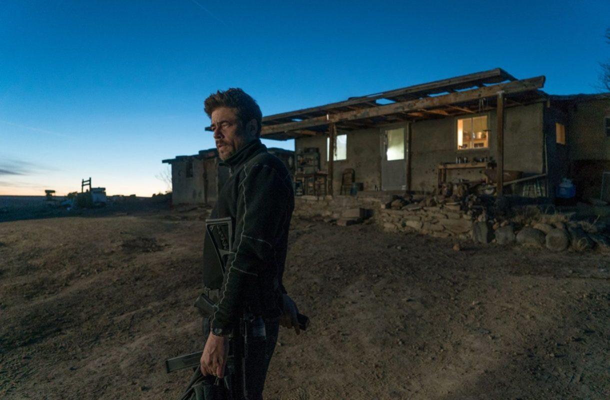 Бенисио Дель Торо в «Убийца 2. Против всех» (2018)