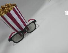 Попкорн и 3D-очки